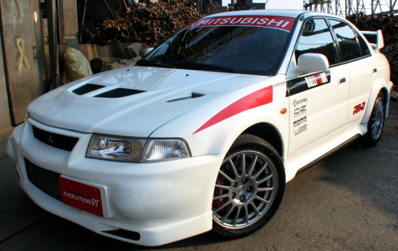 Zero to 60 garage 1999 mitsubishi evolution vi rs 2 for Garage auto evo milizac